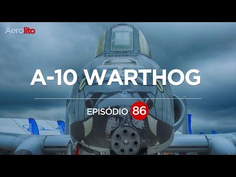 UM CANHÃO QUE VOA   A-10 WARTHOG - VEJA DE PERTO EP # 86