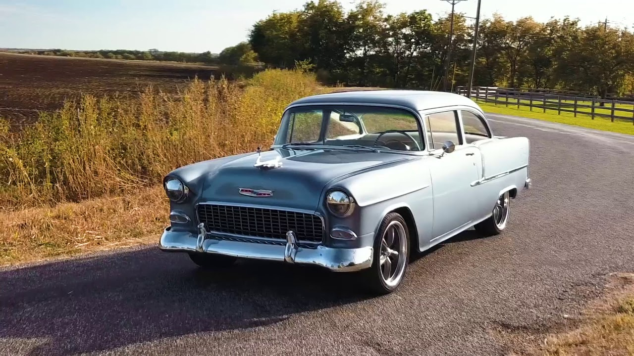 1956 chevrolet bel air for sale classic car liquidators - 1955 Chevy 210 For Sale Classic Car Liquidators