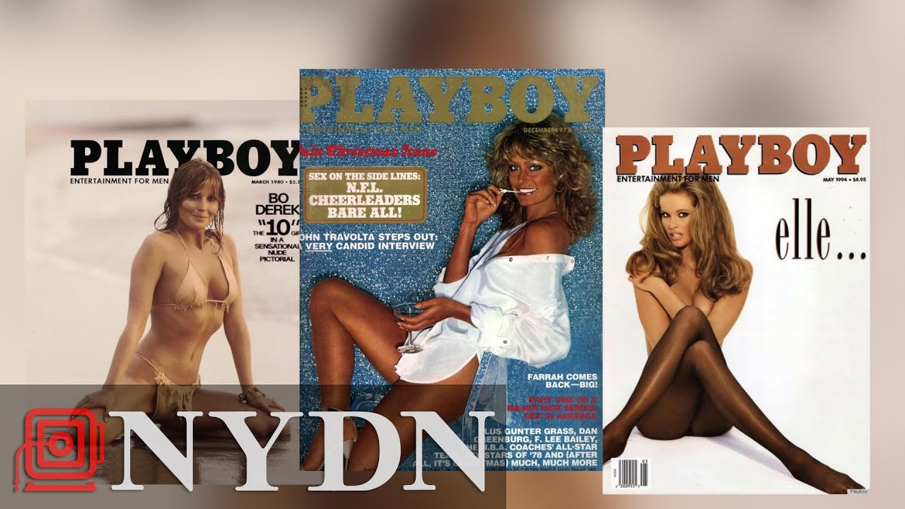 Last nude playboy centerfold-4030