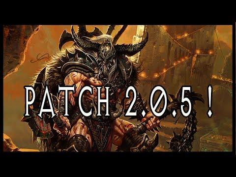 Diablo III - Patch 2.0.5 - Hoos Gaming