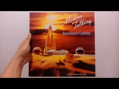 Modern Talking - Geronimo's Cadillac (Maxi Single - Full Vinyl HQ)