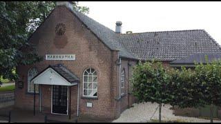 De kernen van Oldebroek in de spotlights Maranathakerk Loo
