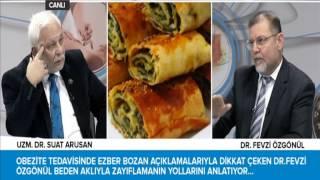 Repeat youtube video Dr. Suat ARUSAN / Bilgiden Bince Programı - TRT Haber / 08. 02. 2015/www.dogalhayat.com.tr