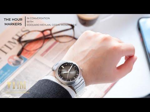 Geneva Watch Days 2021: In Conversation with Edouard Meylan, CEO,  H. Moser & Cie