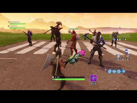 PERFECT TIMING COMPILATION (FORTNITE) (DAME TU COSITA) (3 - AM CHALLENGE)