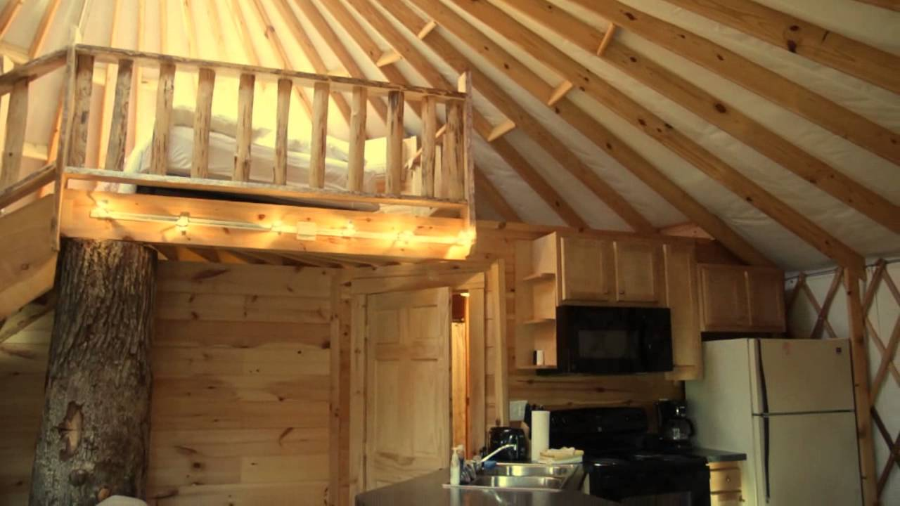 high falls yurt, Luxury Homes