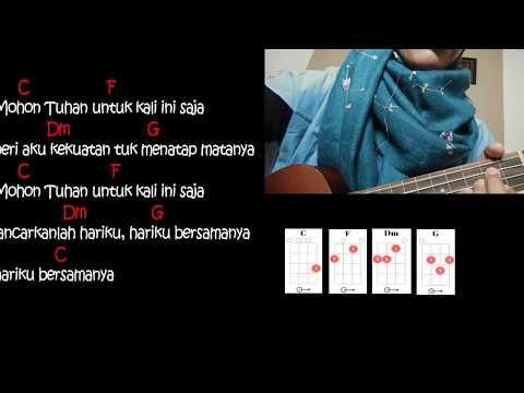 HARI BERSAMANYA - Sheila On 7 | Ukulele Version | Lyric And Chords