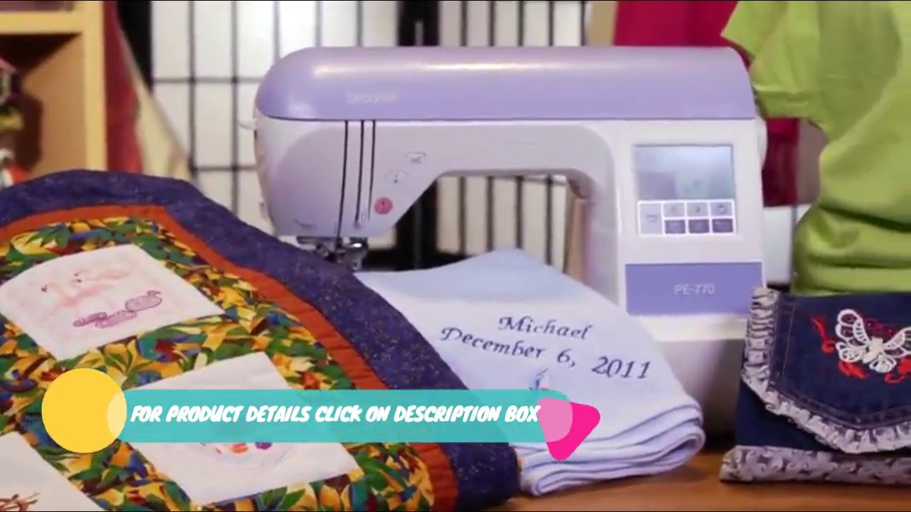 Best Commercial Embroidery Machine 2018 2019 7 Cheap Embroidery