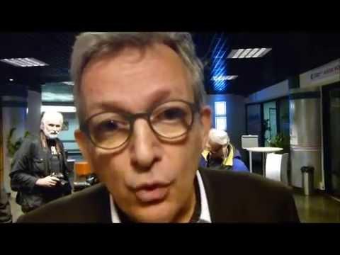 Pierre LAURENT à Marseille pour un avenir à Gauche