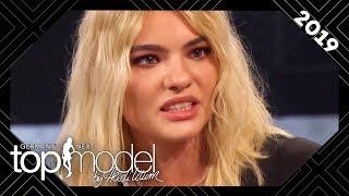 Dreiste Lügen von Simone? Sarah hat endgültig genug! | #GNTM The Talk | ProSieben