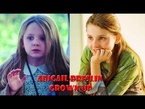 Abigail Breslin 2002 - 2009