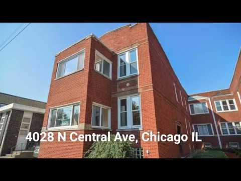 For Sale 3 Bed Condo 4028 Central Chicago Portage Park