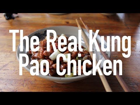 The Real Kung Pao Chicken // This is China