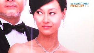 Gambar cover Former Playboy model wants to play a granny (The Wedding Diary: Kara Hui Pt 4)