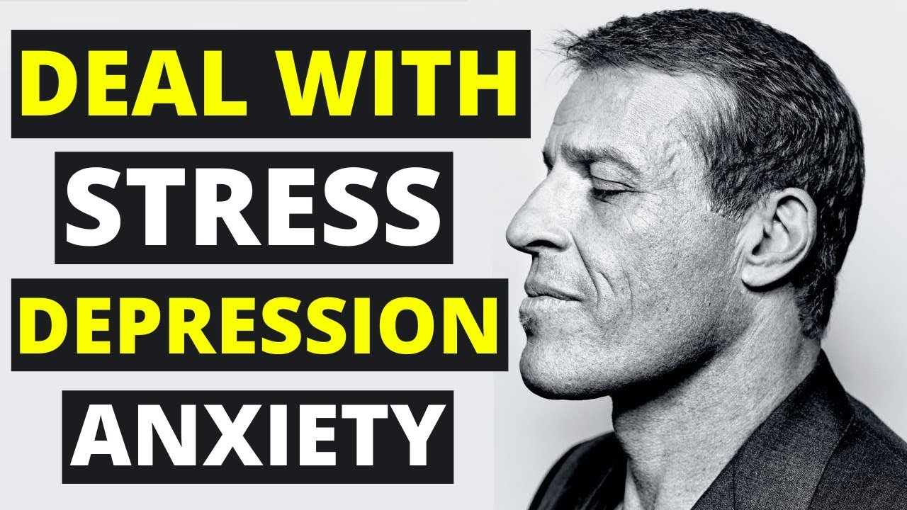 How to Remove Stress, Anxiety & Frustration Forever | Tony ...