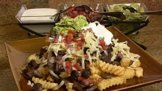 Super Bowl Recipe: Carne Asada Fries Recipes |cooking With Carolyn