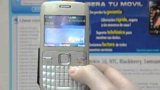 Liberar Nokia C3 de Orange, Movistar, Vodafone o Yoigo por imei