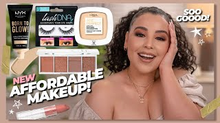 Testing More New Affordable Makeup Products!