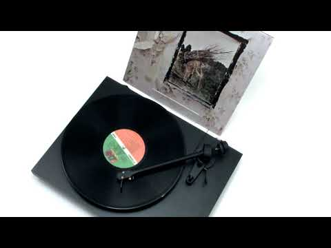 "Led Zeppelin - ""Stairway To Heaven"" (Official Vinyl Video)"