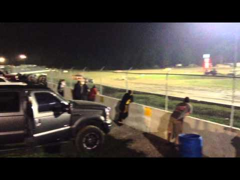 34 raceway stock car feature 8-29-15 pt4