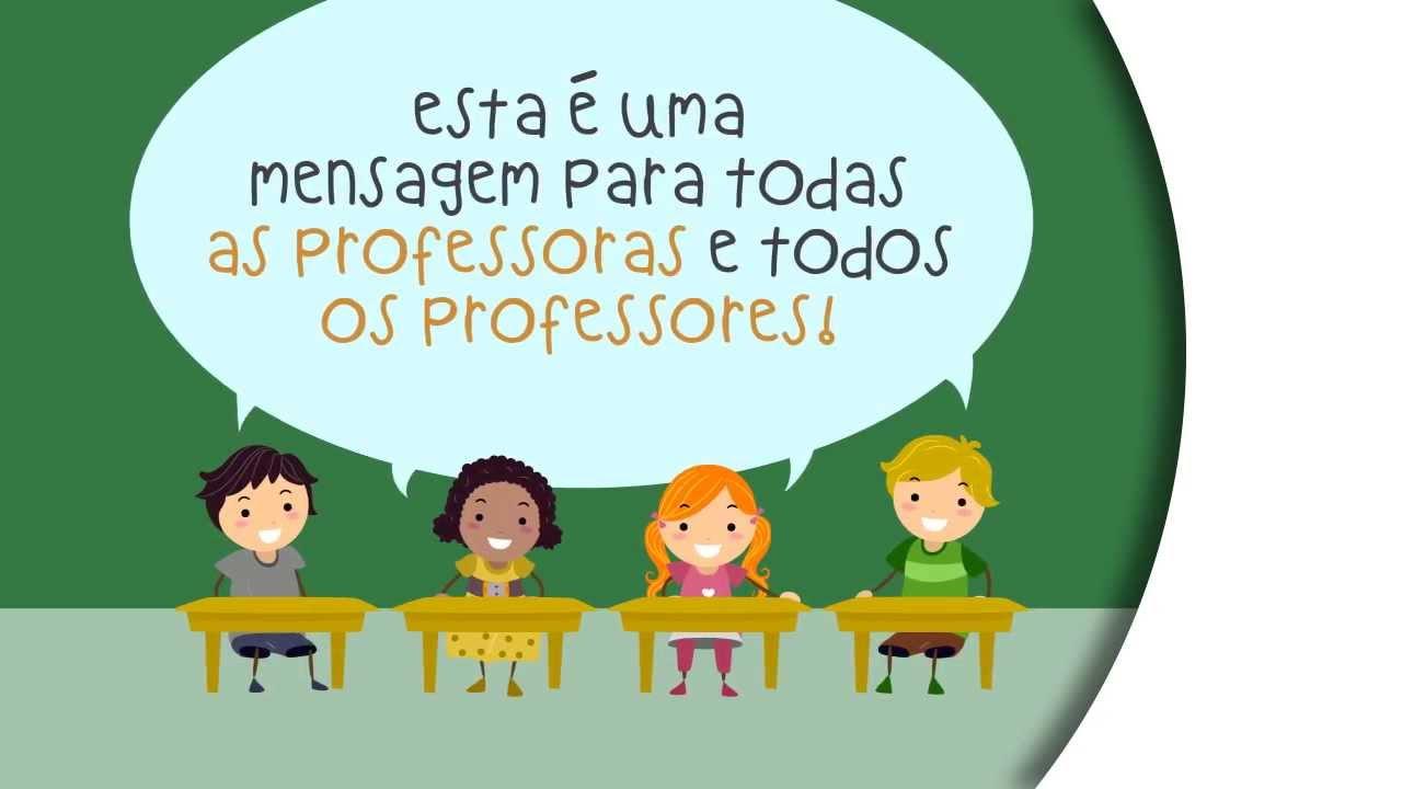 Mensagem Do UNICEF Pelo Dia Do Professor
