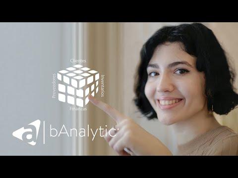 bAnalytic® | Analítica e inteligencia de negocios