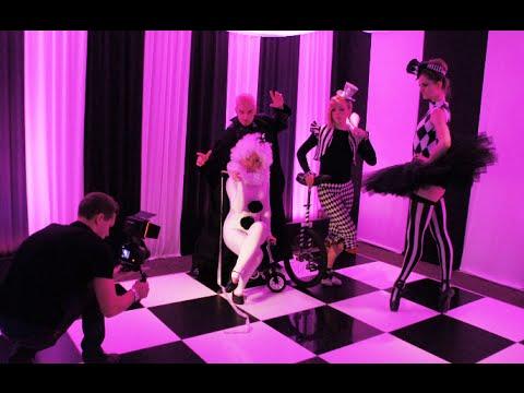 Black & White Circus