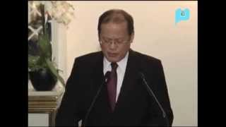 Keynote address of President Benigno S. Aquino III at the 2013 World Economic Forum