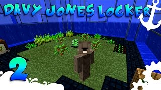Minecraft PC Modpacks - Davy Jones Locker - Silk Worms! [2]