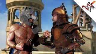 Stronghold Crusader 2 - Mission 8 | GIVE NO QUARTER | The Jackal & The Khan Skirmish Trail