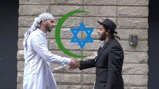 شاهد: ماذا فعل المارة بعد رؤية مسلم ويهودي يسيران سوياً في شوارع نيويورك ؟