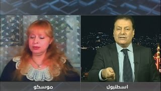 شاهد: ضيوف الحلقة الأربعة يشتبكون على الهواء بسبب سوريا..ماذا حصل حتى هدد بعضهم بالانسحاب؟-تفاصيل
