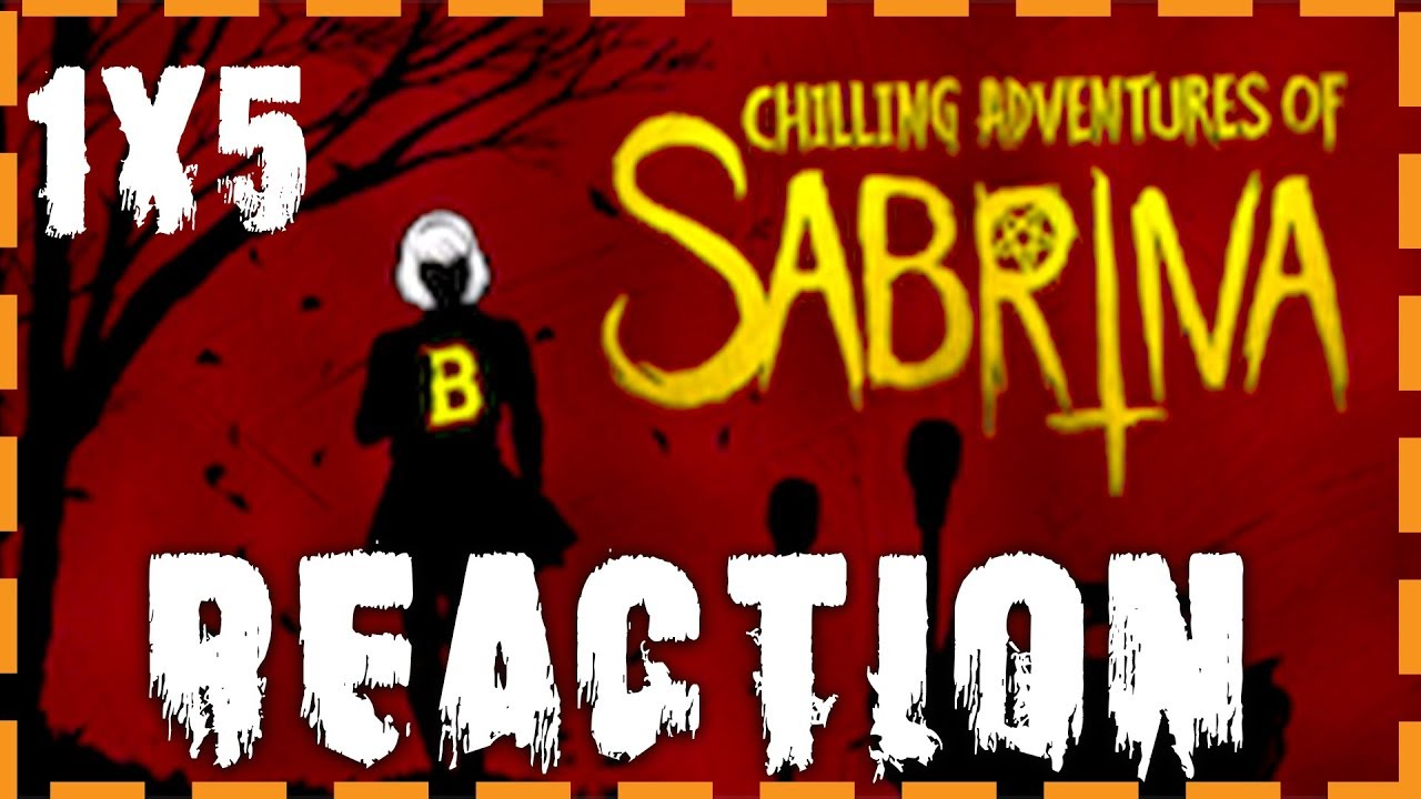 """Download The Chilling Adventures of SABRINA Season 1 Episode 5 """"Dreams in a Witch House"""" (1X05) YT REACTION"""