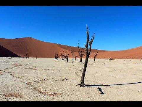 Vlog Ep. 04: Namibia - South Africa