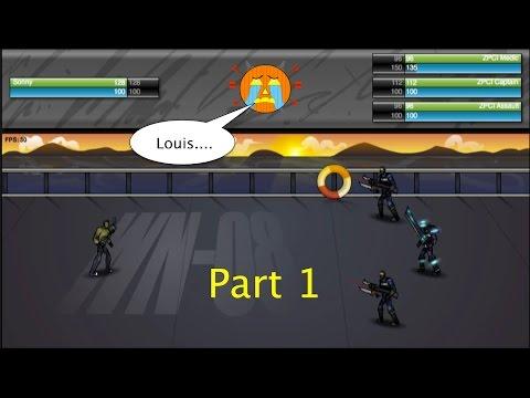 Pumpkin Plays Flash Games: Sonny Part 1