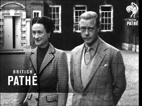 Duke And Duchess Of Windsor Home (1946)