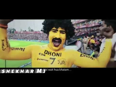 Get Ready To Fight Full Song Csk Vs Mi