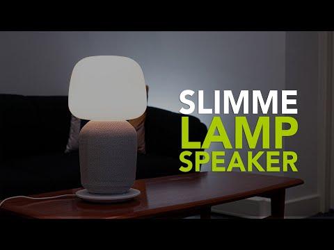 IKEA Symfonisk review: goedkope Sonos-speaker en lamp in één