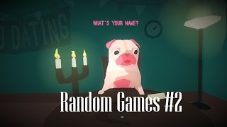 SPEED DATING PUGS | Dumb Free Games #2
