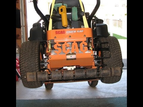 Garage Hoist for lifting your heavy lawn tractors or pulling