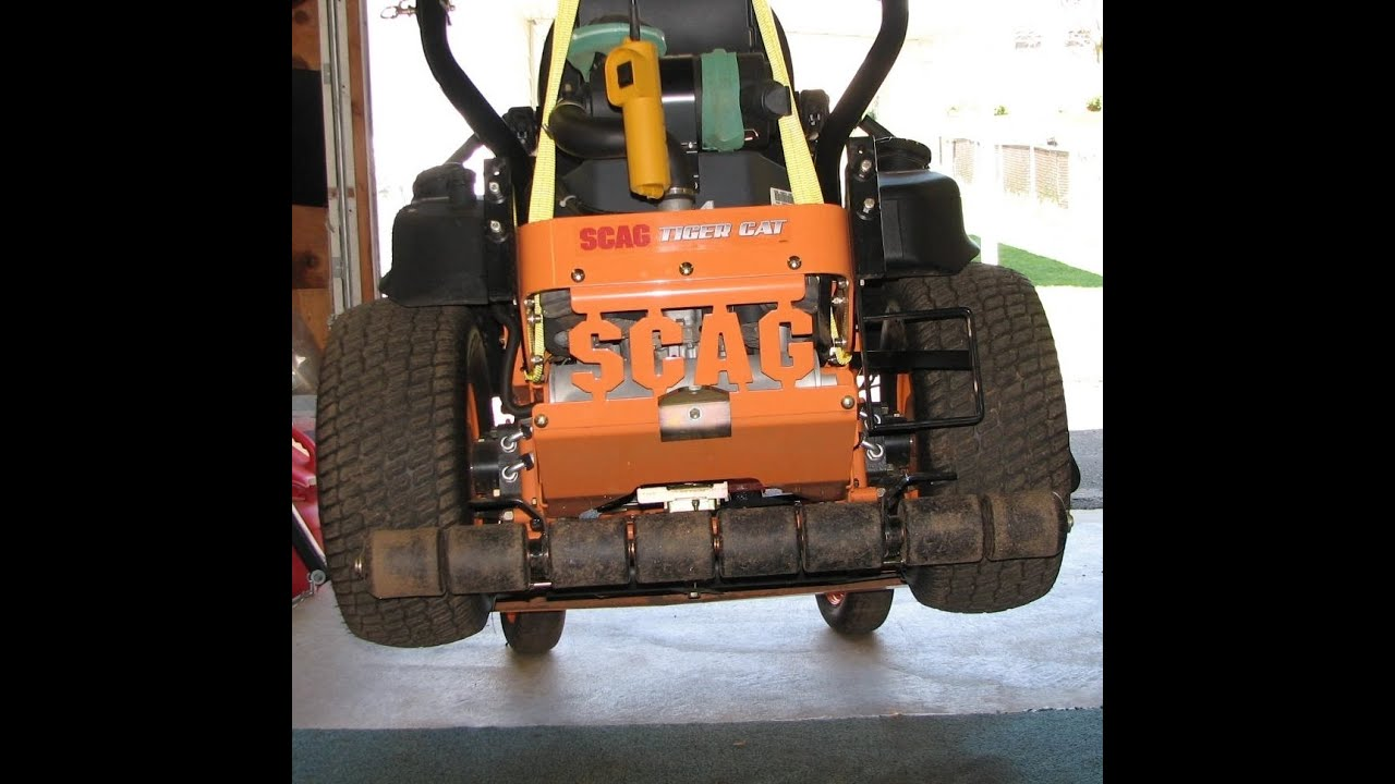 Garage Hoist For Lifting Your Heavy Lawn Tractors Or