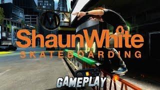 Shaun White Skateboarding PC Gameplay