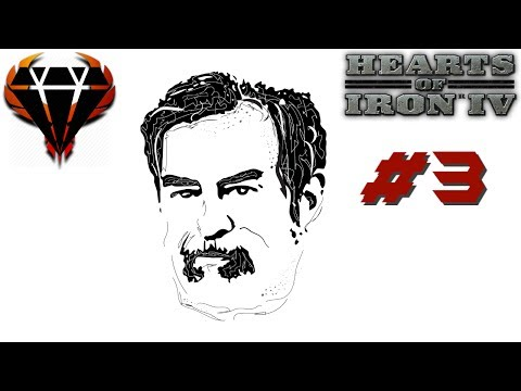 Hearts of Iron 4 - Modern Day Mod 2000 - Hussein Iraq - More oil! #3