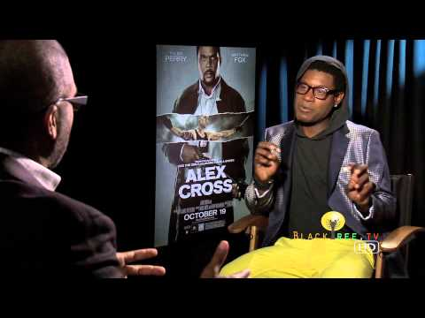 Tyler Perry Talks About Being Intimidated By Morgan Freeman In Alex Cross