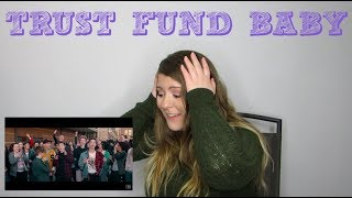 WHY DONT WE TRUST FUND BABY OFFICIAL MUSIC VIDEO REACTION