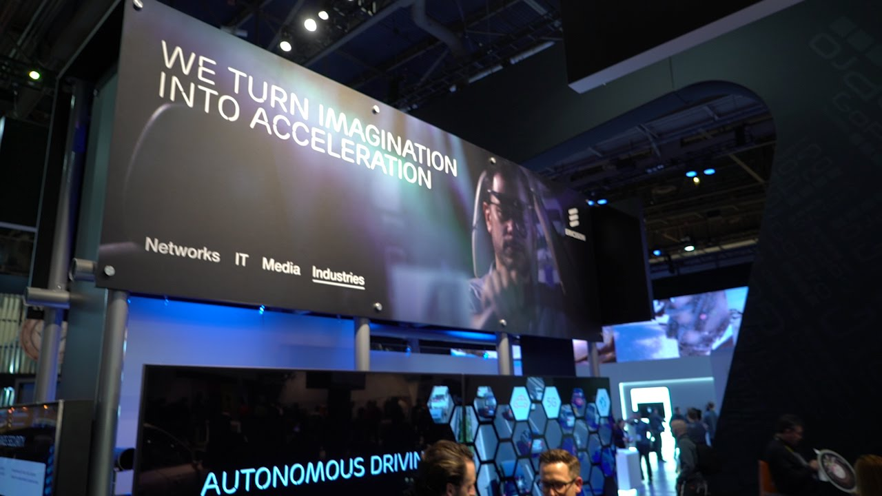 Connected Ecosystems for the Future of Autonomy - Ericsson  - CES 2016