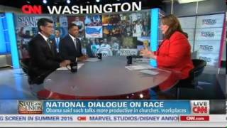 Rep. Cedric Richmond on CNN