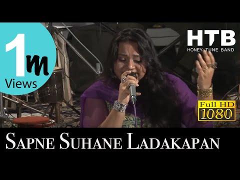 Sapne Suhane Ladakpan Ke | MAYUR SONI | Bees Saal Baad | Lata Mangeshkar | Hemant Kumar