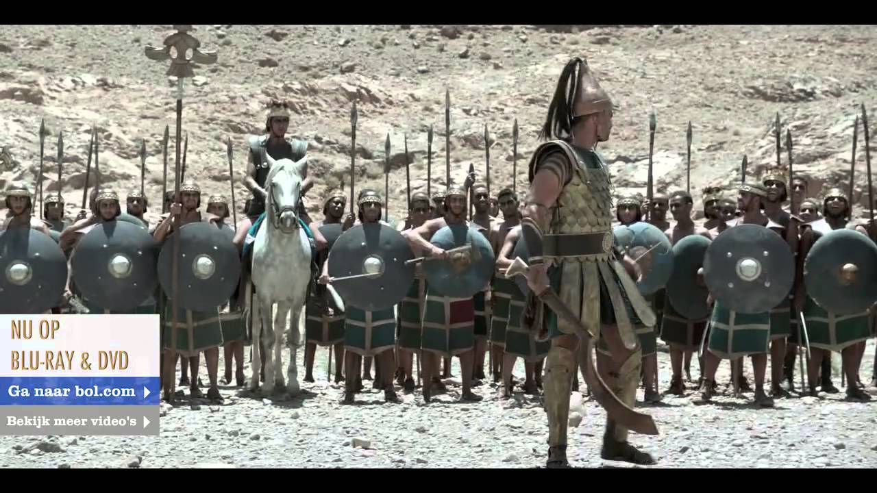 The Bible - David and Goliath - YouTube