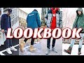 WINTER LOOKBOOK - HOW TO STYLE WINTER OUTFITS - MEN'S FASHION